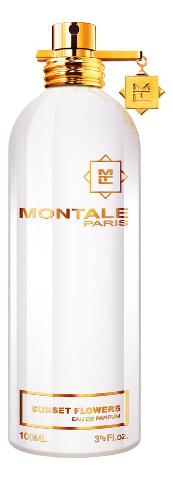 Montale Sunset Flowers: парфюмерная вода 100мл тестер montale aoud sense туалетные духи тестер 100 мл