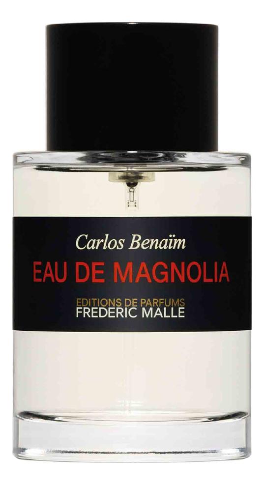 Frederic Malle Eau De Magnolia: туалетная вода 3,5мл frederic malle bigarade concentree eau de parfum
