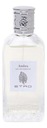 Etro Ambra: туалетная вода 2мл туалетная вода etro ambra