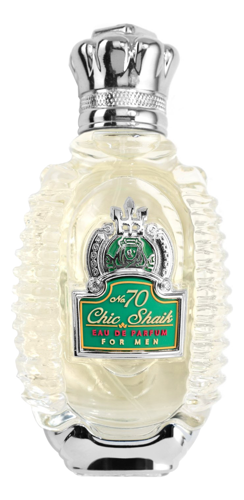 Shaik Chic No70 For Men: парфюмерная вода 2мл