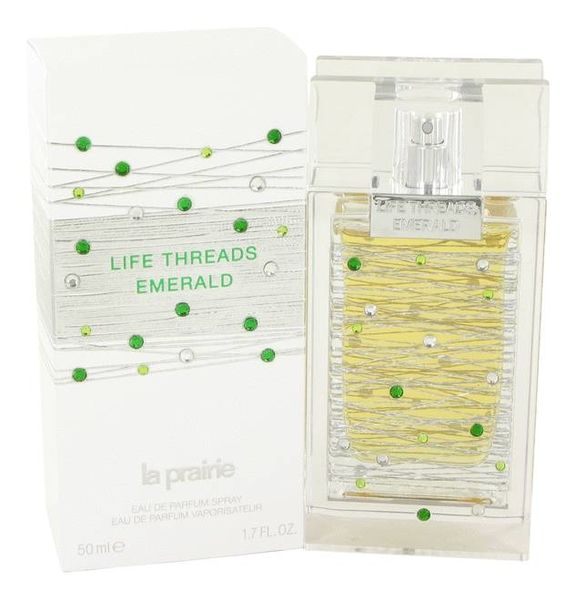 La Prairie Life Threads Emerald: парфюмерная вода 50мл la prairie life threads emerald туалетные духи тестер 50 мл