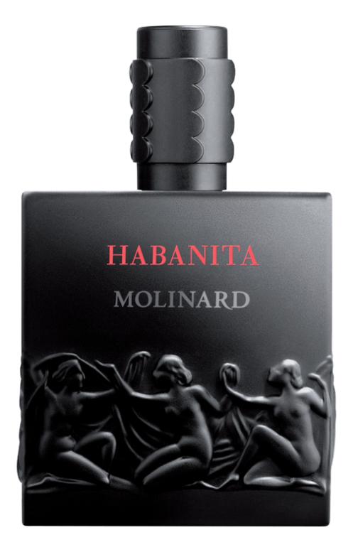 Molinard Habanita Eau de Parfum: парфюмерная вода 75мл тестер molinard figue eau de parfum