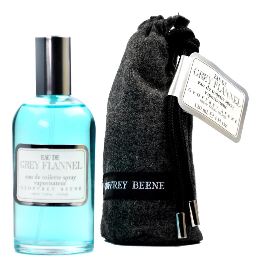 Geoffrey Beene Eau de Grey Flannel: туалетная вода 120мл