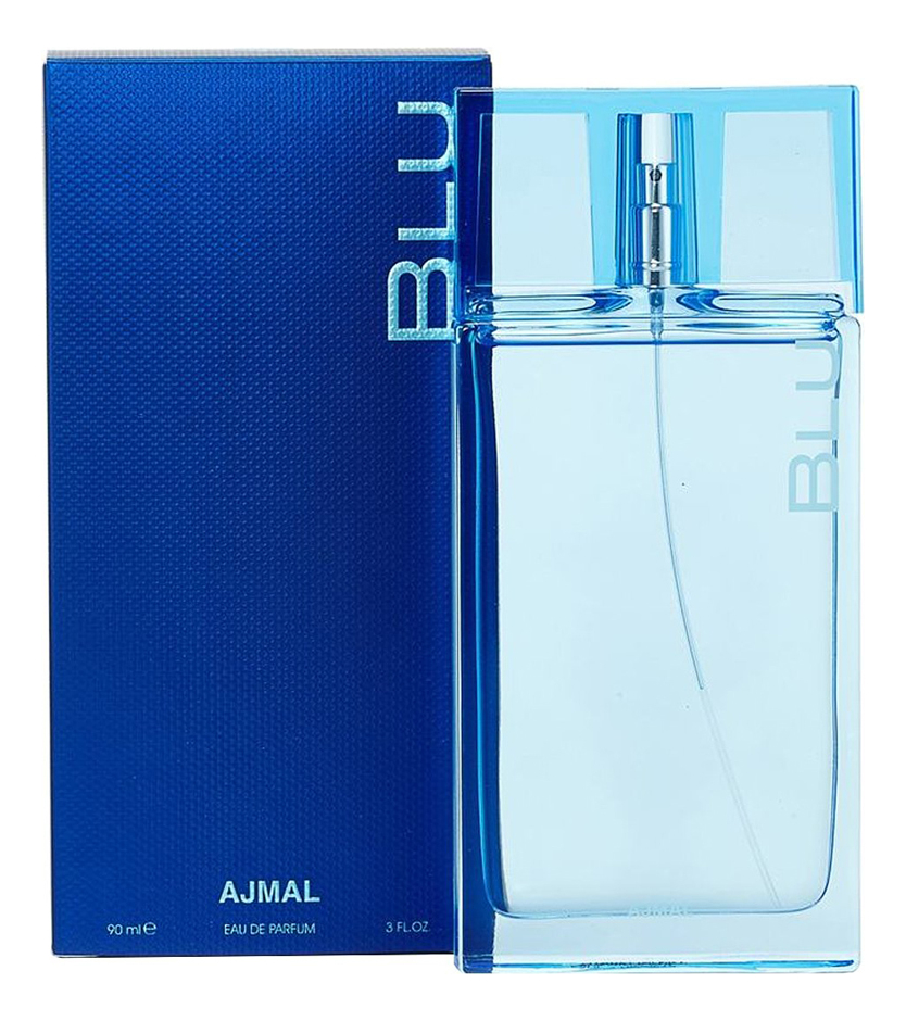 Ajmal Blu: парфюмерная вода 90мл ajmal blu femme парфюмерная вода 50мл
