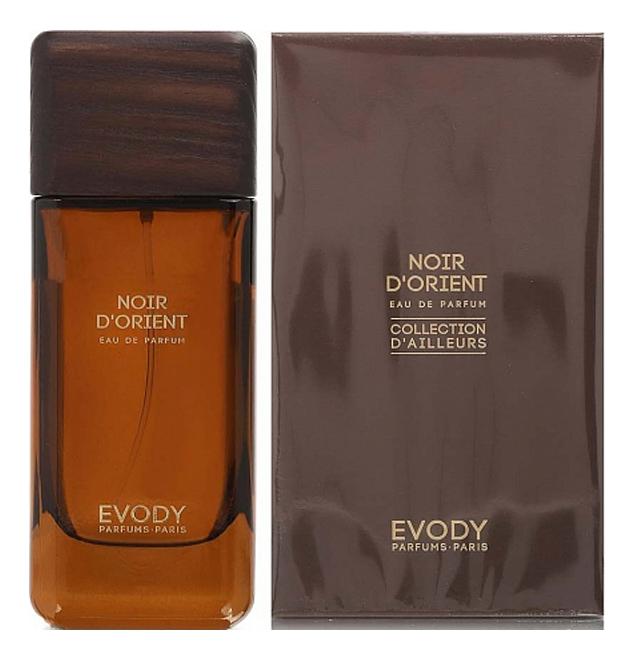 Evody Noir d`Orient: парфюмерная вода 100мл evody fleur d oranger парфюмерная вода 100мл