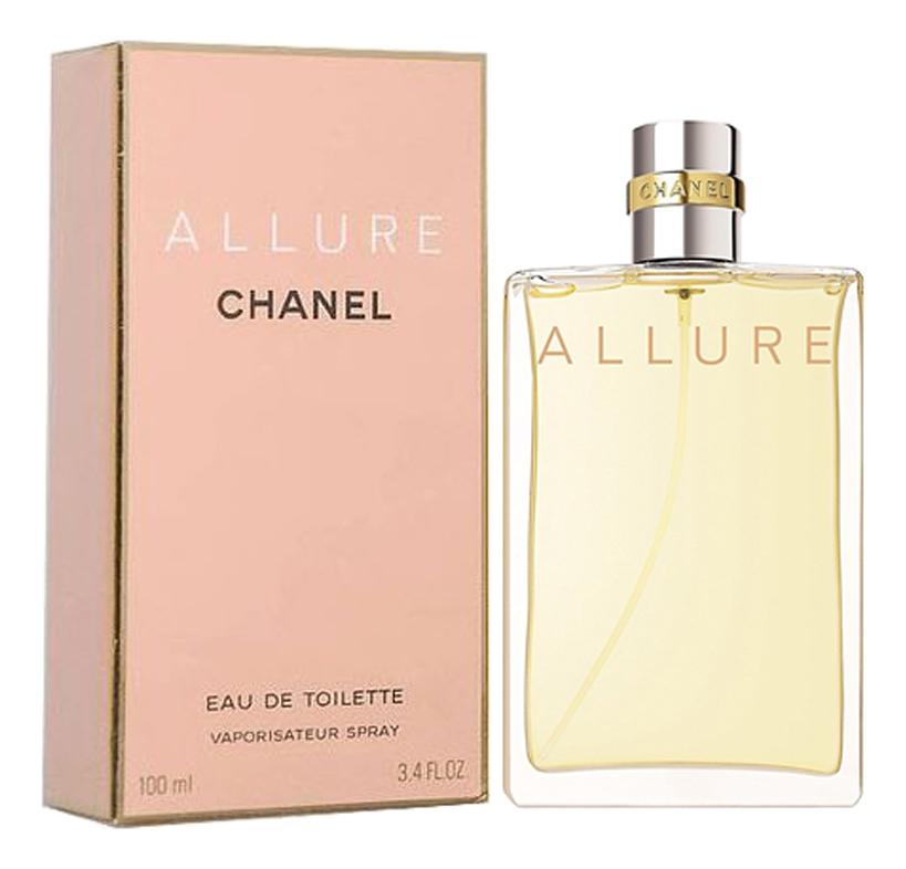 Chanel Allure: туалетная вода 100мл chanel n 5 leau туалетная вода 50 мл