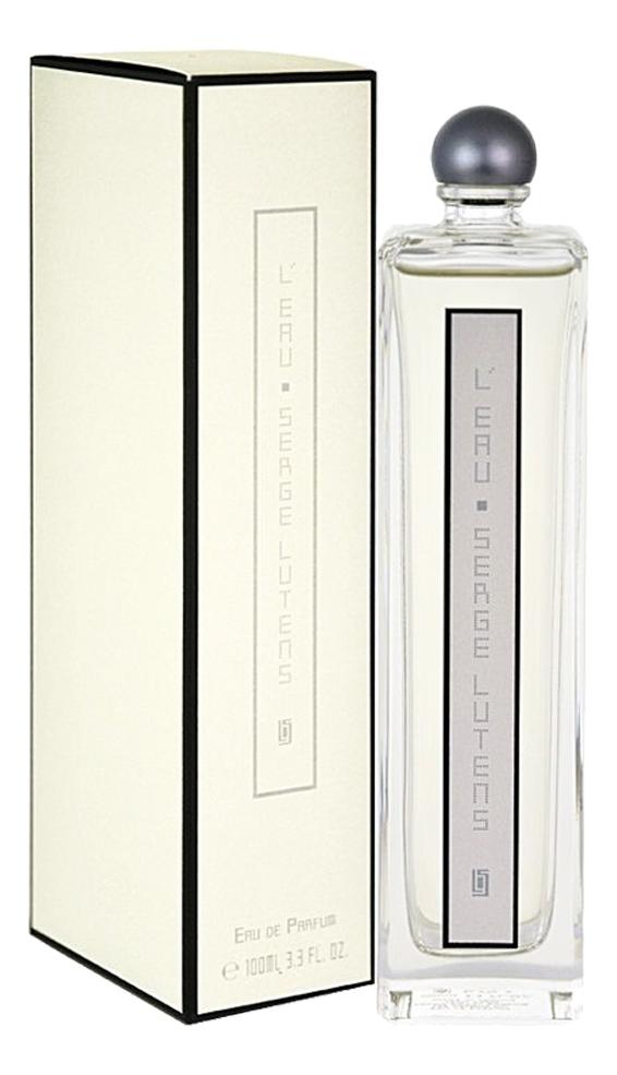 Serge Lutens L'Eau Serge Lutens: парфюмерная вода 100мл serge lutens louve парфюмерная вода 75мл