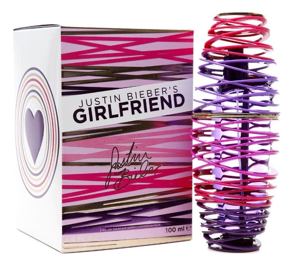 Justin Bieber Girlfriend: парфюмерная вода 100мл
