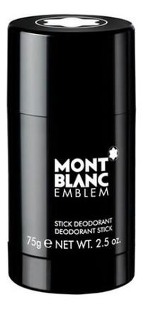 Mont Blanc Emblem: твердый дезодорант 75г солнцезащитные очки montblanc mont blanc mb 416s 48f