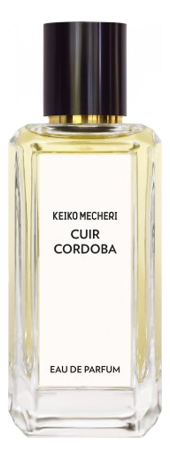 Keiko Mecheri Cuir Cordoba: парфюмерная вода 75мл тестер keiko mecheri cuir cordoba отливант парфюмированная вода 18 мл