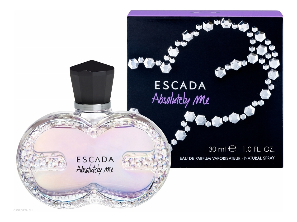 Escada Absolutely Me: парфюмерная вода 30мл escada incredible me