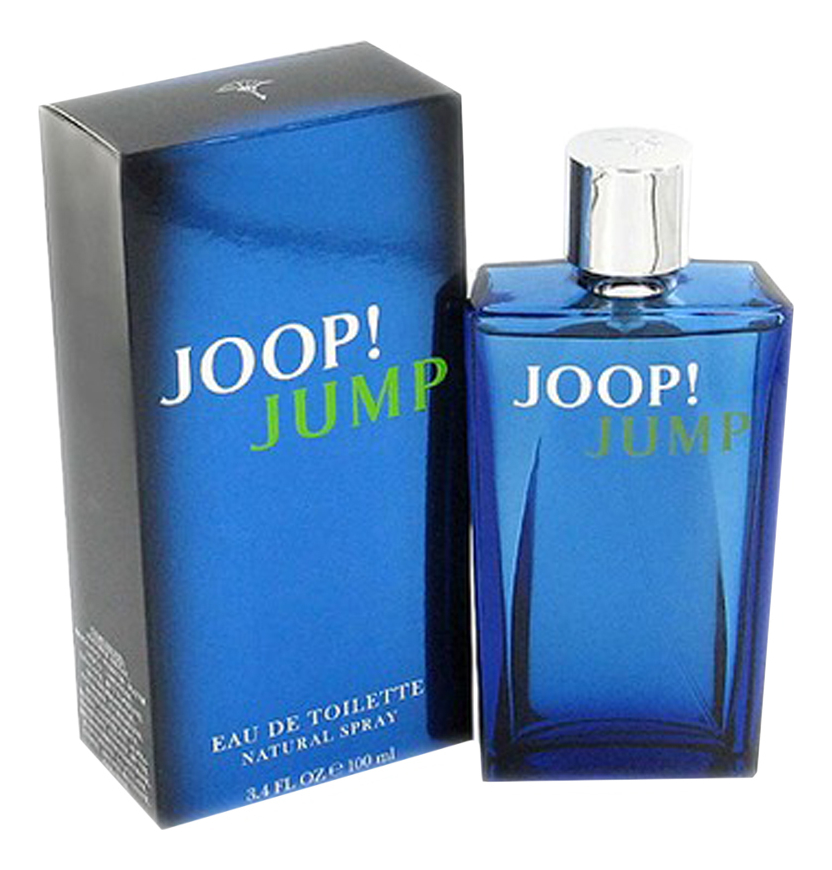 Joop Jump: туалетная вода 100мл joop homme summer ticket
