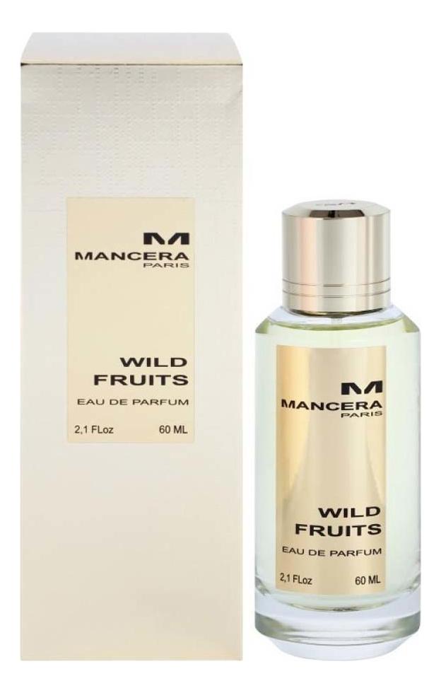 Mancera Wild Fruits: парфюмерная вода 60мл mancera holidays парфюмерная вода 60мл