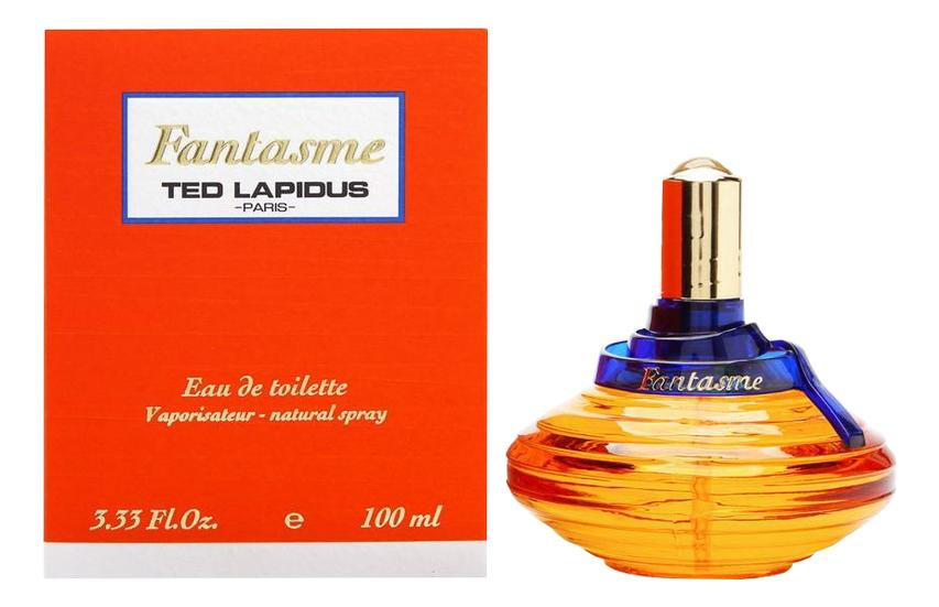 Ted Lapidus Fantasme: туалетная вода 100мл