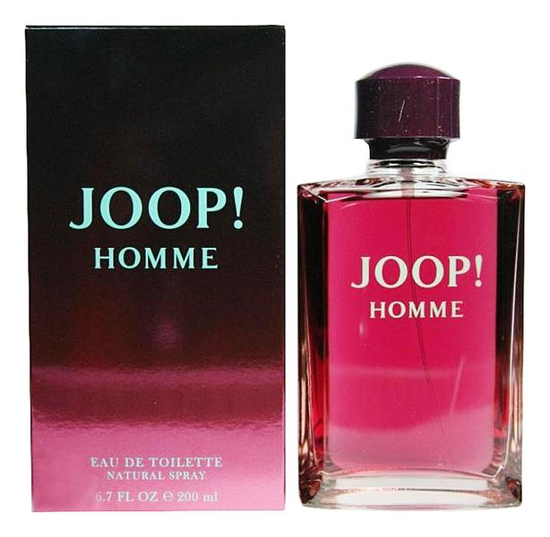 Joop Homme: туалетная вода 200мл joop homme summer ticket