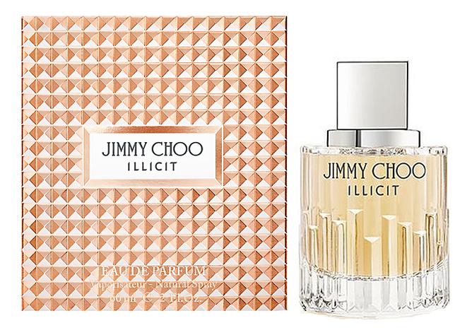 Jimmy Choo Illicit: парфюмерная вода 60мл jimmy choo туалетная вода jimmy choo illicit flower женская 60 мл