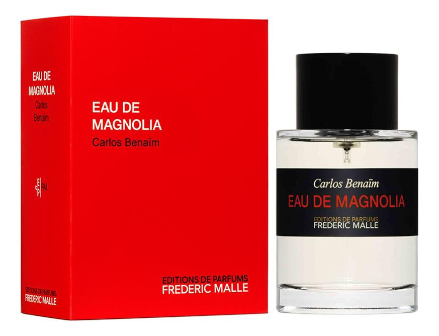 Frederic Malle Eau de Magnolia: туалетная вода 100мл frederic malle bigarade concentree eau de parfum