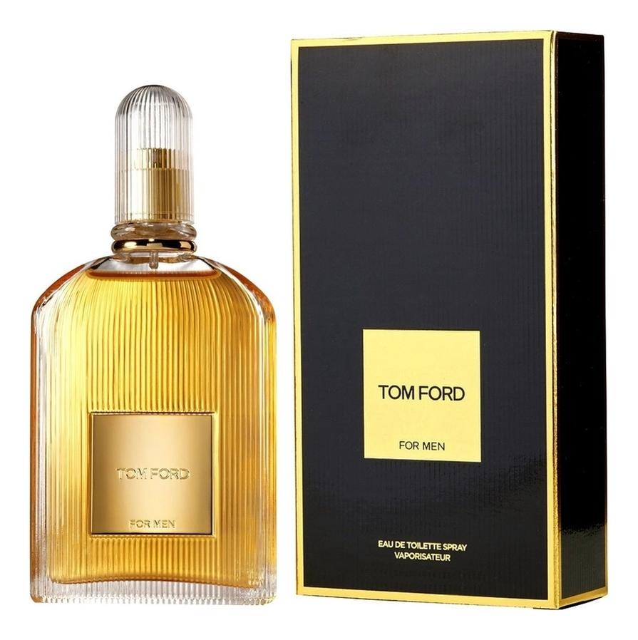 Tom Ford For Men: туалетная вода 100мл tom farr pants for men t m7000 55