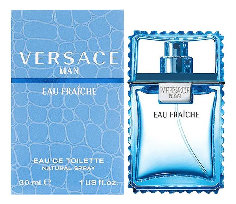 Фото - Versace Eau Fraiche Man: туалетная вода 30мл versace eau fraiche туалетная вода 30 мл