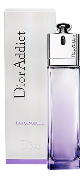 Christian Dior Addict Eau Sensuelle: туалетная вода 20мл christian dior hypnotic poison eau sensuelle 100 ml