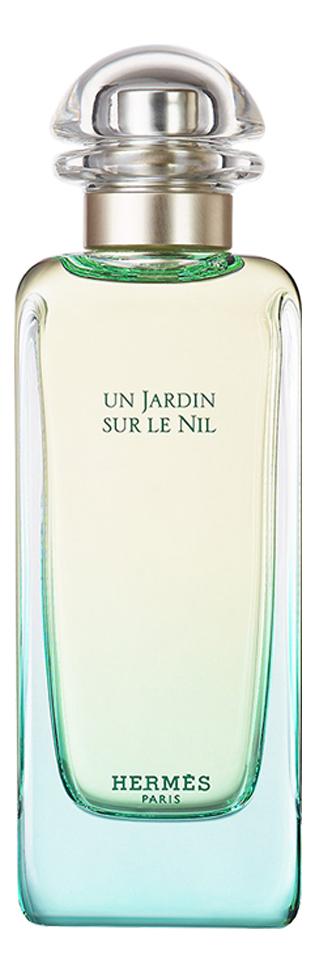 Hermes Un Jardin Sur le Nil: туалетная вода 100мл тестер hermès un jardin sur le nil lait parfumé pour le corps