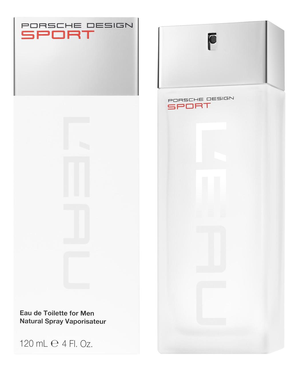 Porsche Design Sport L'Eau: туалетная вода 120мл porsche design sport туалетная вода 50 мл