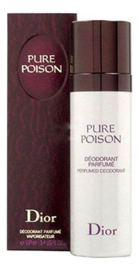 Christian Dior Poison Pure: дезодорант 100мл dior pure poison