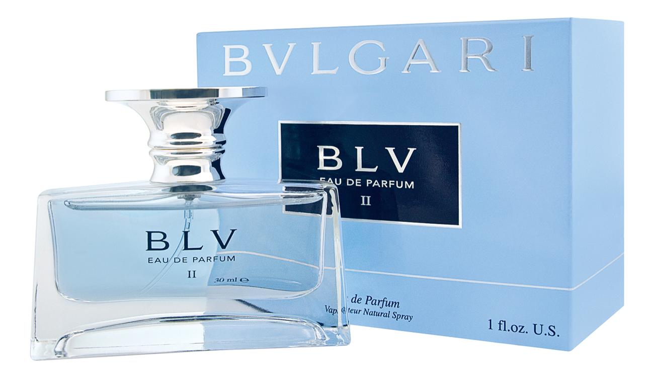 Bvlgari BLV II: парфюмерная вода 30мл