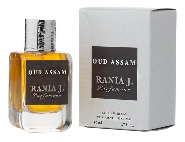 Rania J Oud Assam: парфюмерная вода 50мл j von putten o verwerp mij niet nu ik oud word
