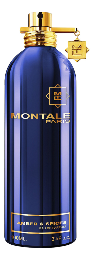 Montale Amber & Spices: парфюмерная вода 50мл montale so amber парфюмерная вода 50мл
