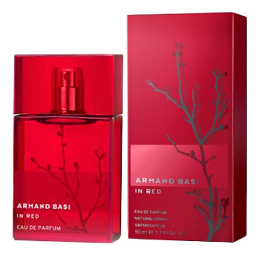 Armand Basi in Red eau de parfum: парфюмерная вода 50мл