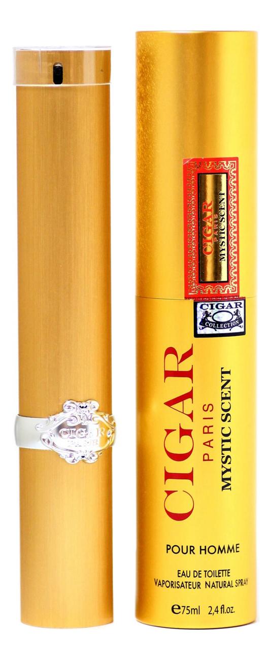 Remy Latour Cigar Mystic Scent: туалетная вода 75мл вино chateau latour 2003 г