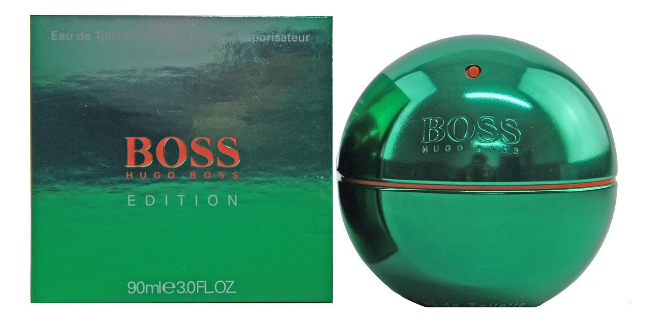 Hugo Boss Boss In Motion Green: туалетная вода 90мл