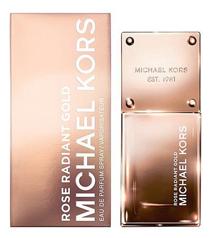 Michael Kors Rose Radiant Gold: парфюмерная вода 30мл michael kors kors парфюмерная вода 30мл