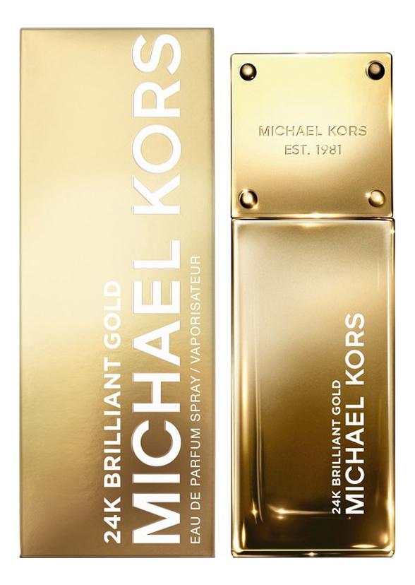 Michael Kors 24K Brilliant Gold: парфюмерная вода 50мл michael kors 24k brilliant gold парфюмерная вода 50мл
