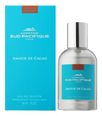 Comptoir Sud Pacifique Amour De Cacao: туалетная вода 30мл аромадиффузор arome le comptoir de paris arome le comptoir de paris mp002xu02rg4