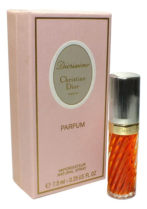 Christian Dior Diorissimo Винтаж: духи 7,5мл dior diorissimo туалетная вода