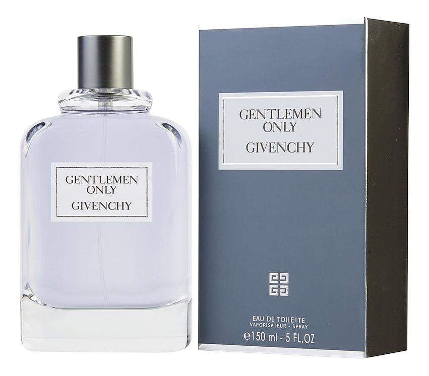 Givenchy Gentlemen Only: туалетная вода 150мл