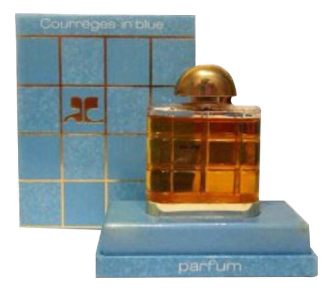 Courreges in Blue Винтаж: духи 15мл courreges courreges 2020