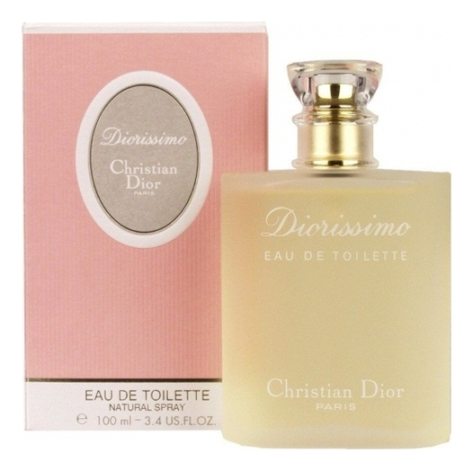 Christian Dior Diorissimo Винтаж: туалетная вода 100мл dior diorissimo туалетная вода