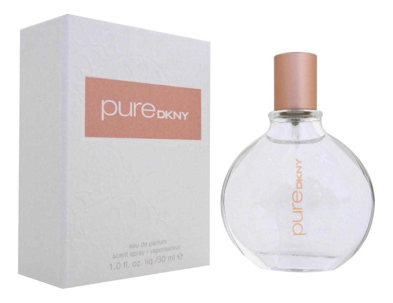 Donna Karan Pure: парфюмерная вода 30мл босоножки donna moda donna moda do030awiwm24