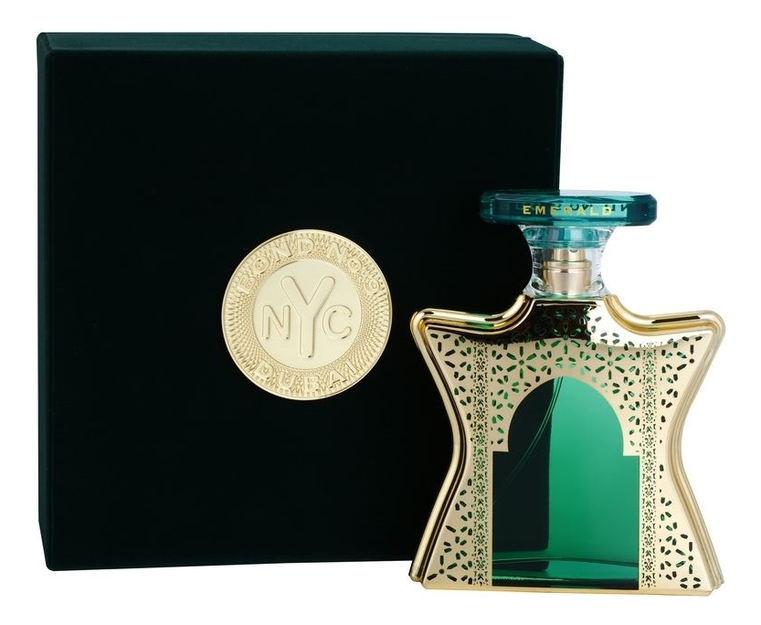 Bond No 9 Dubai Emerald: парфюмерная вода 100мл bond no 9 dubai emerald