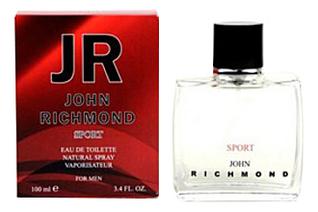 John Richmond Sport: туалетная вода 100мл рюкзак john richmond john richmond jo003bwgggh0