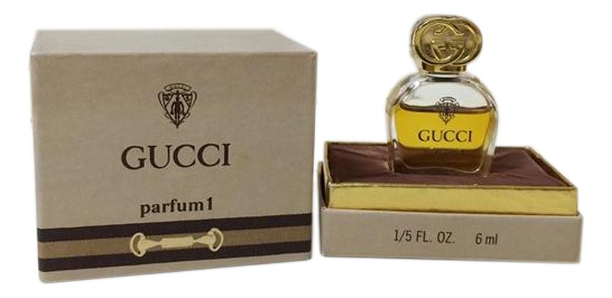 Gucci No1 Винтаж: духи 6мл духи gucci 305090ml
