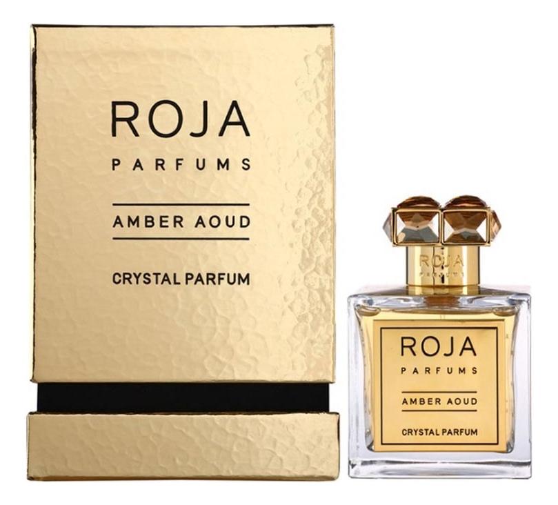 Roja Dove Amber Aoud Crystal: духи 100мл montale aoud sense туалетные духи тестер 100 мл