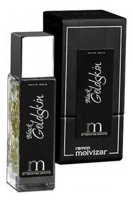 Ramon Molvizar Black Goldskin: парфюмерная вода 30мл ramon molvizar black goldskin парфюмерная вода 2мл