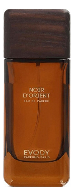 Evody Noir d`Orient: парфюмерная вода 100мл тестер evody fleur d oranger парфюмерная вода 100мл