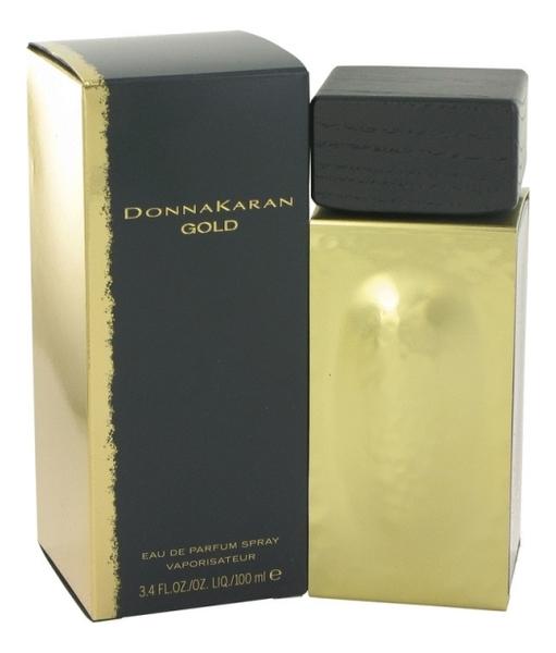 Donna Karan Gold: парфюмерная вода 100мл босоножки donna moda donna moda do030awiwm24