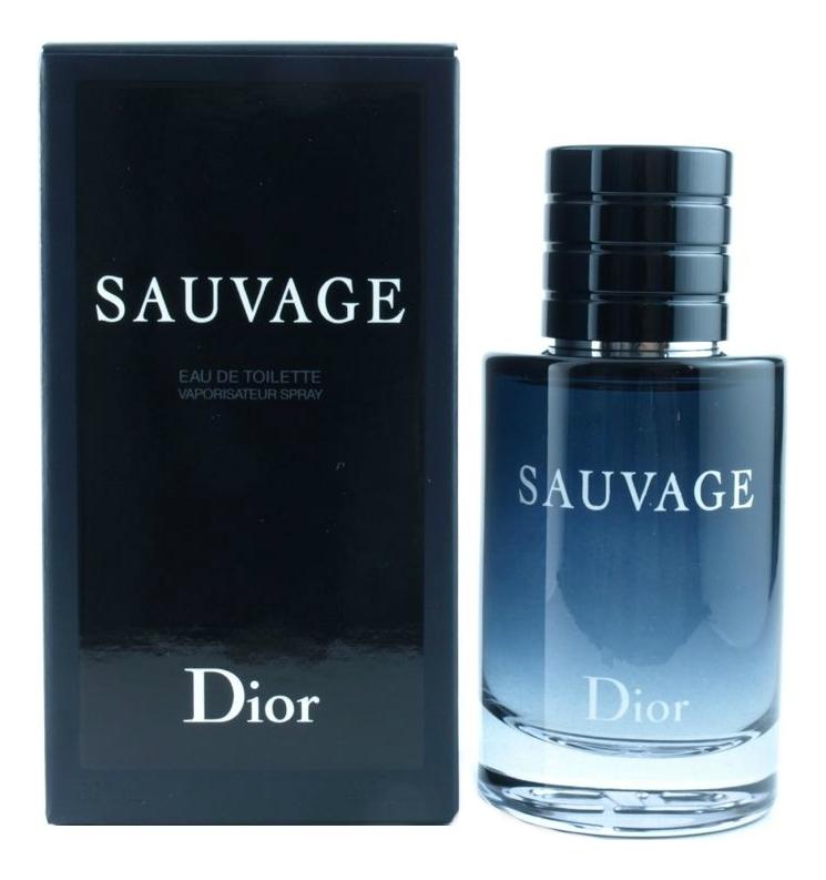 Christian Dior Sauvage 2015: туалетная вода 60мл туалетная вода christian dior sauvage 100 мл мужская