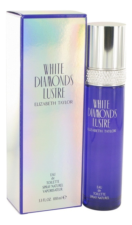 Elizabeth Taylor White Diamonds Lustre: туалетная вода 100мл elizabeth taylor white diamonds lustre туалетная вода 100мл